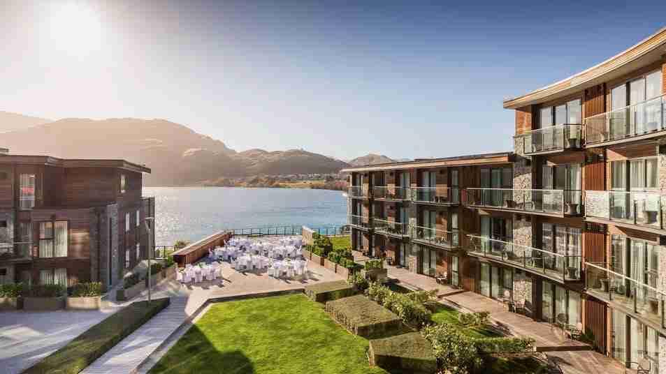 Hilton Queenstown Resort