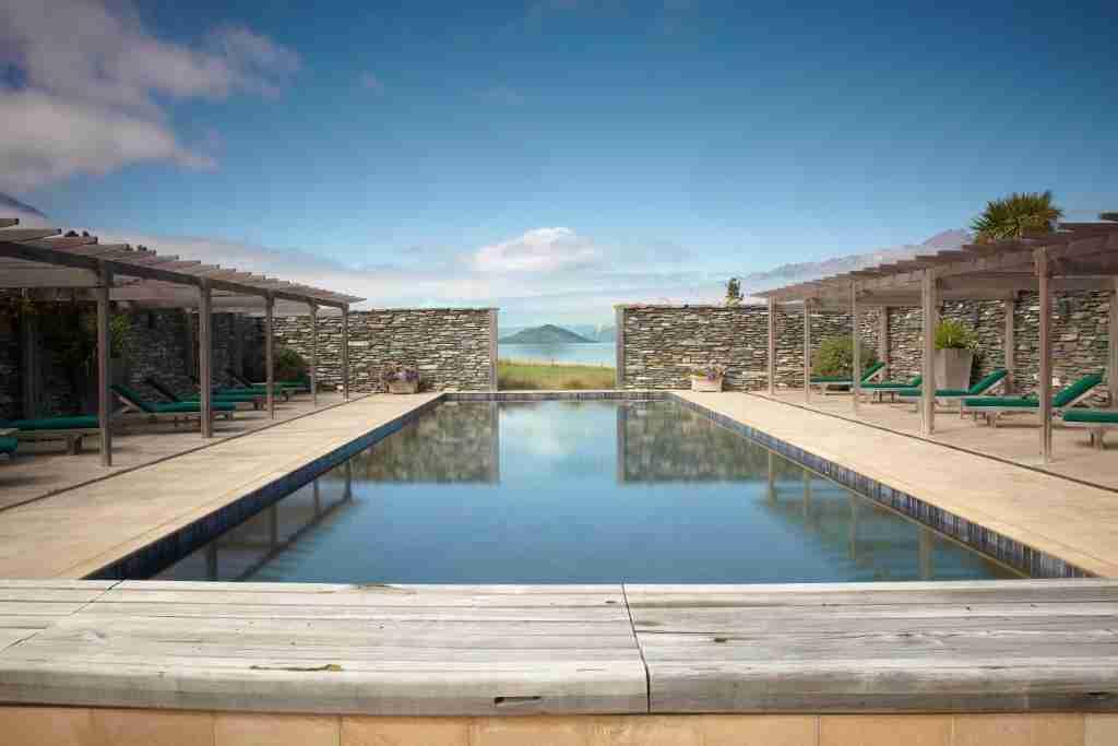 Blanket Bay Pool