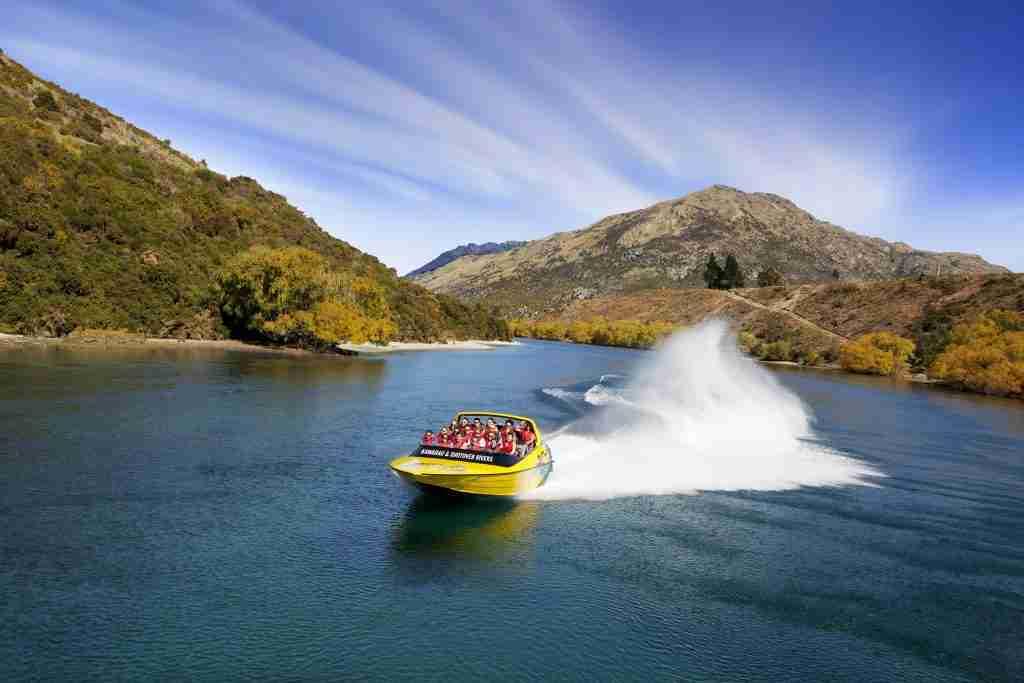 KJet Jet Boating