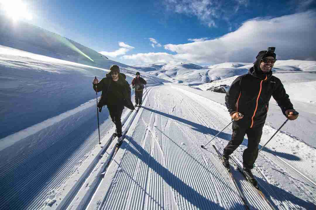Cross Country Skiing at Snow Farm
