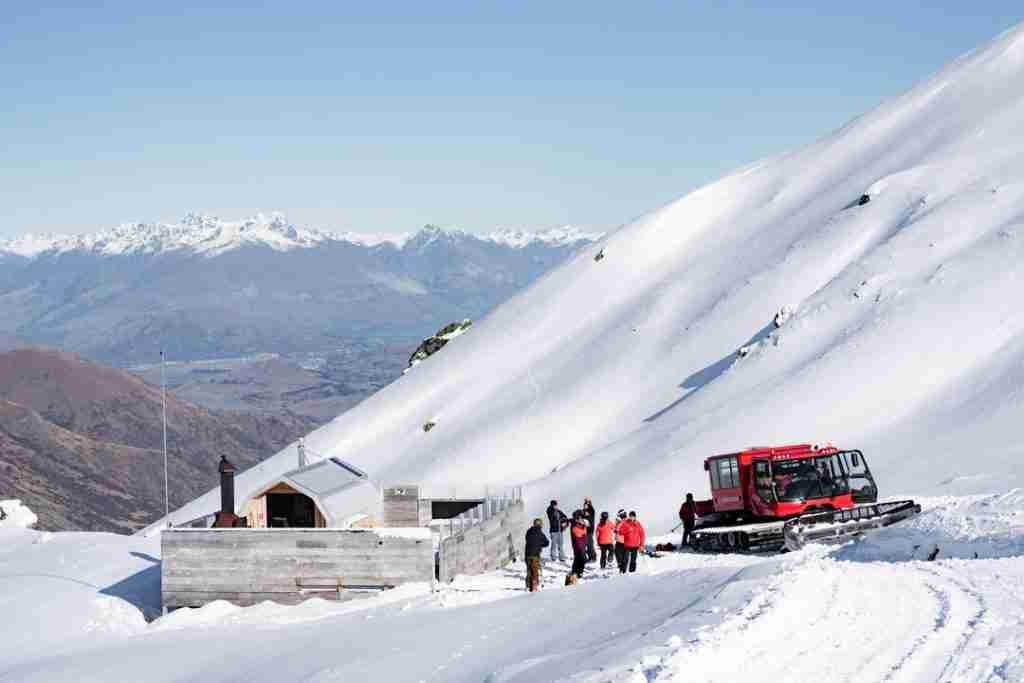 Soho Basin Cat-skiing