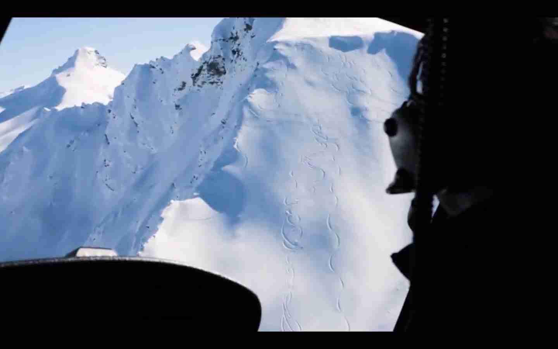 Southern Lakes Heli Ski sick lines