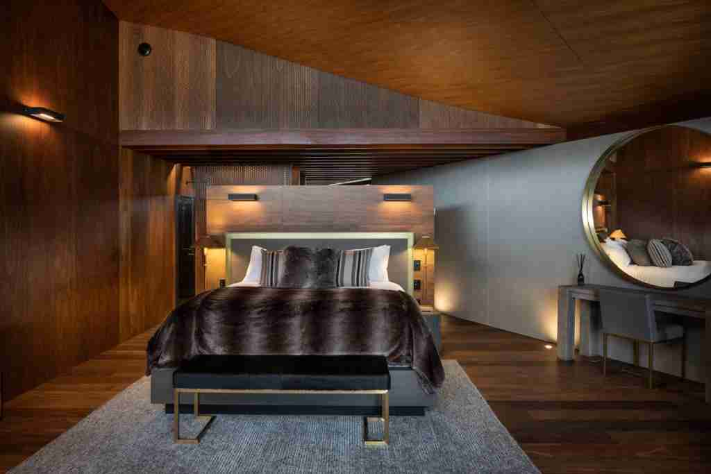 The Lindis Bedroom