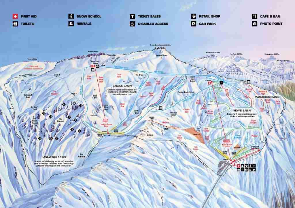 TrebleCone map